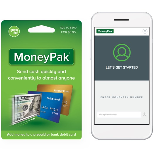 Send cash quickly and conveniently with MoneyPak